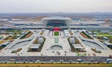 大华股份助力临沂北站全力打造智慧高铁站